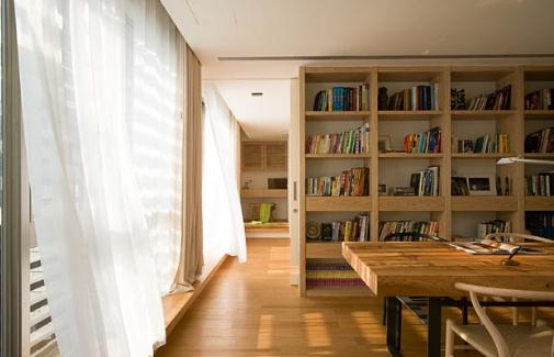 如何將書房融入生活?