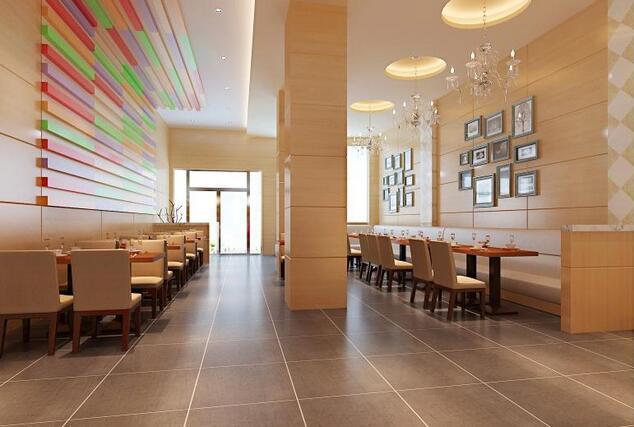 港式茶餐厅装修 港式茶餐厅装修效果图