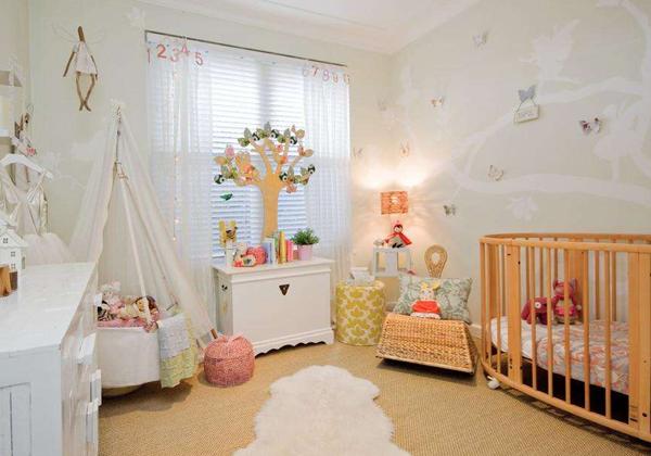 """想做""""别人家的孩子"""",先看看别人家的婴儿房布置"""